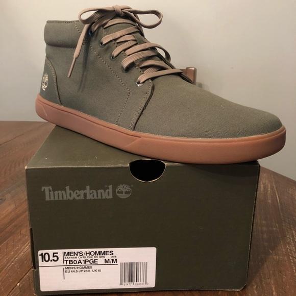 timberland bayham leather